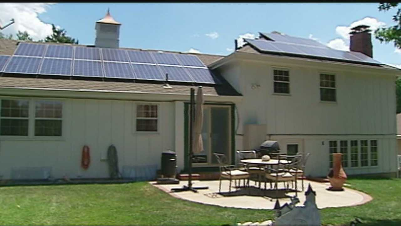 Solar panel installation leaves homeowner fired up