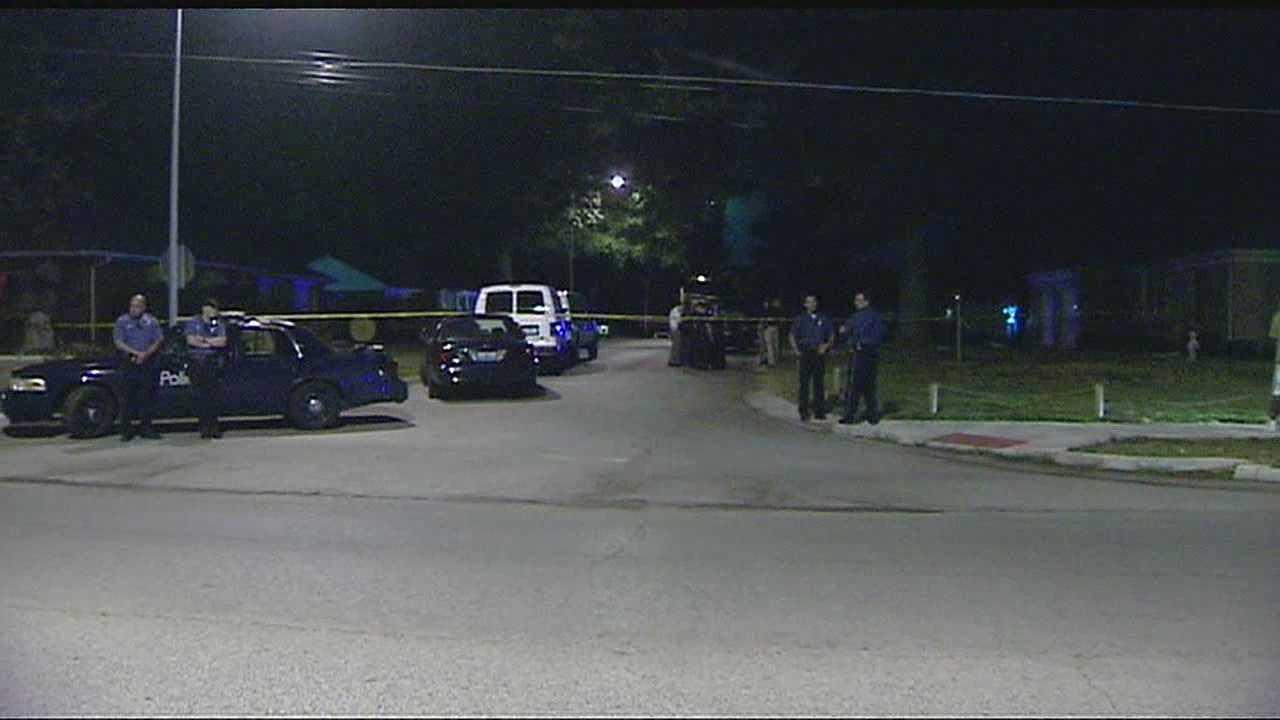 Fatal shooting 46th, Blue Ridge