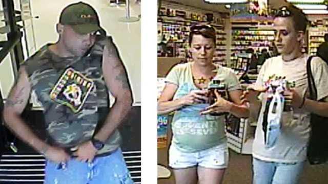 Image Surveillance - stolen credit cards - Independence