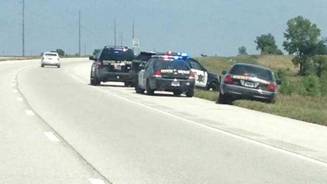 Image Miami County manhunt