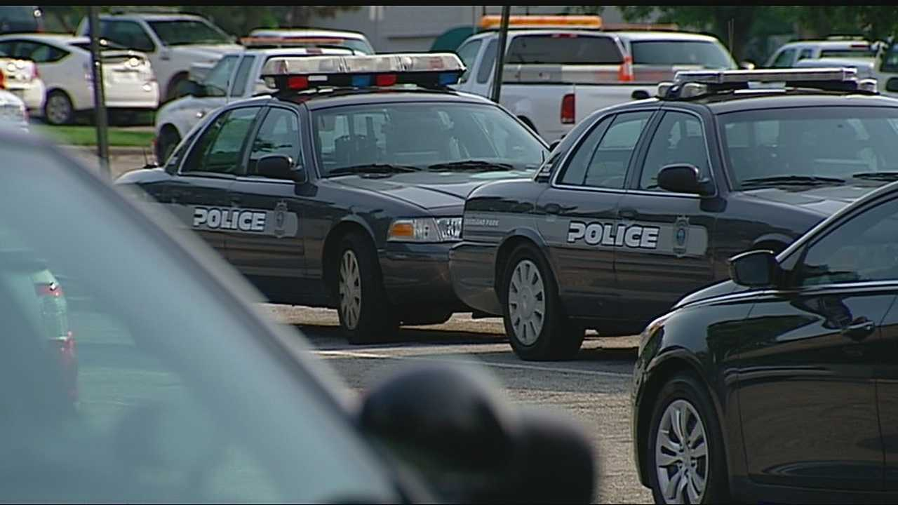 Image Generic Overland Park police cars
