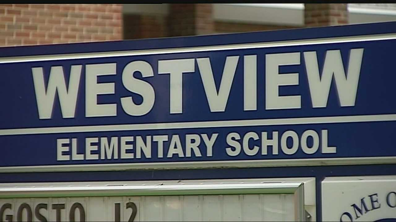 Image Westview Elementary School sign