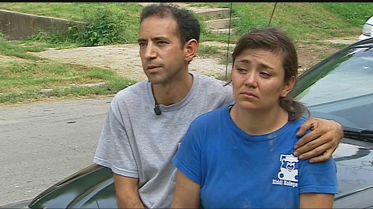 Image Rene Ulloa and wife