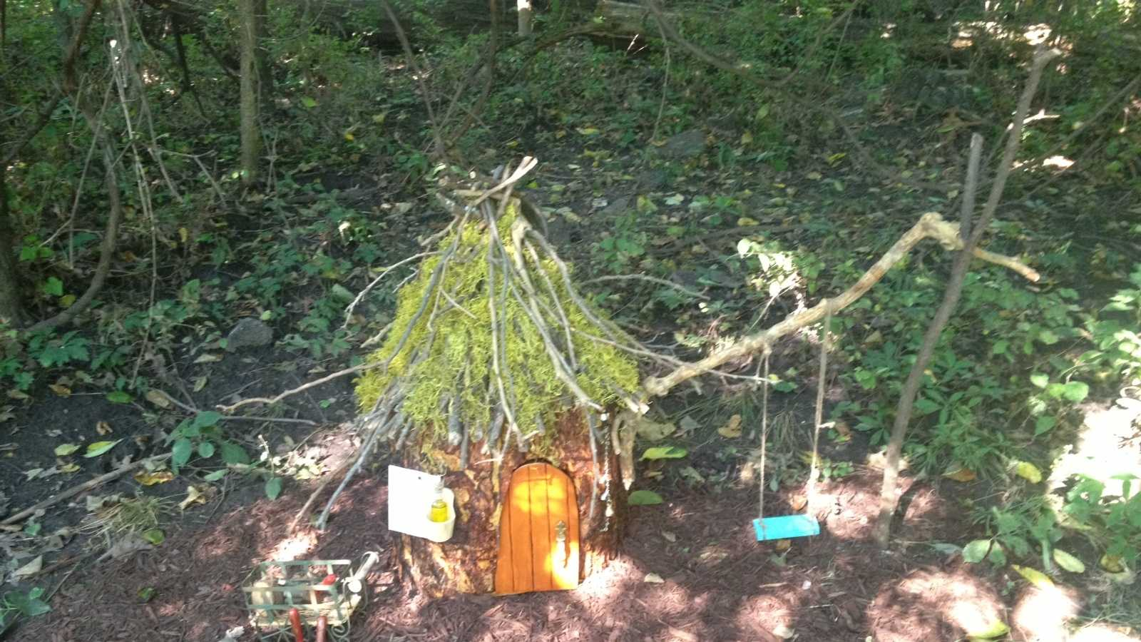 OP gnome house