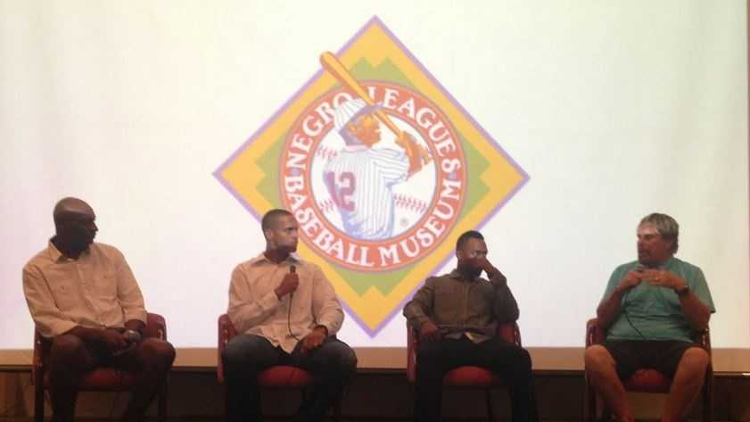 Royals Celebrate Salute to the Negro Leagues
