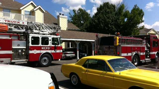 Image Northland apartment fire