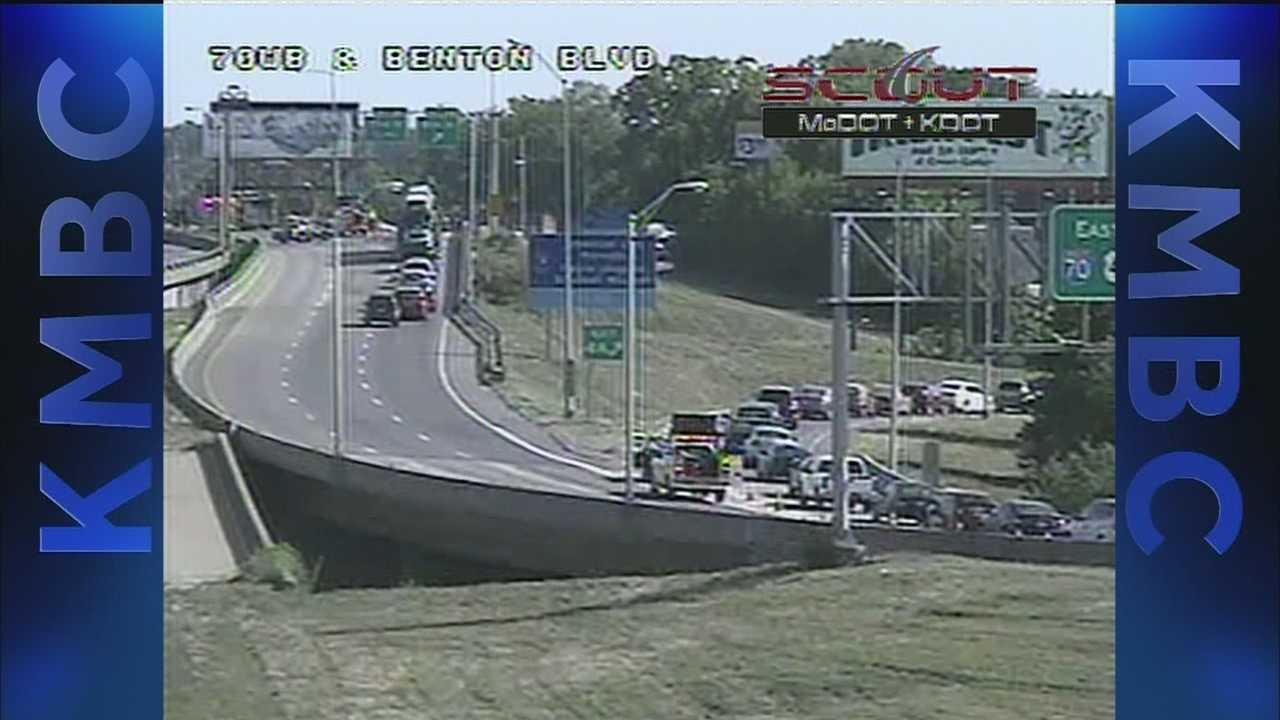 Image Interstate 70 crash