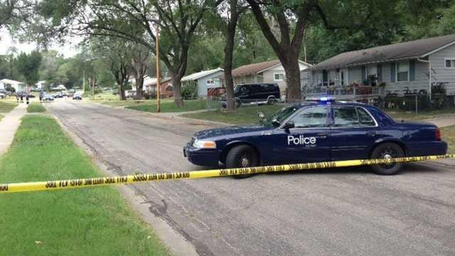 Image Kansas City double shooting - Saturday