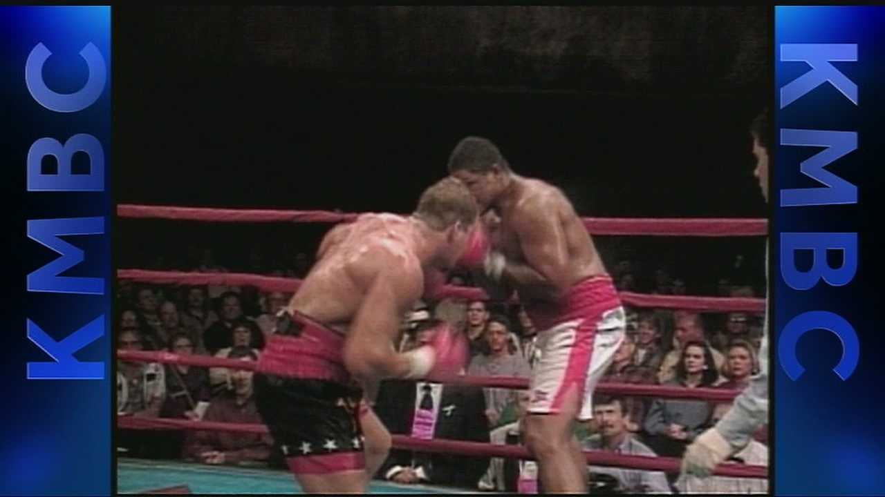 Tommy Morrison's former coach regrets missed potential