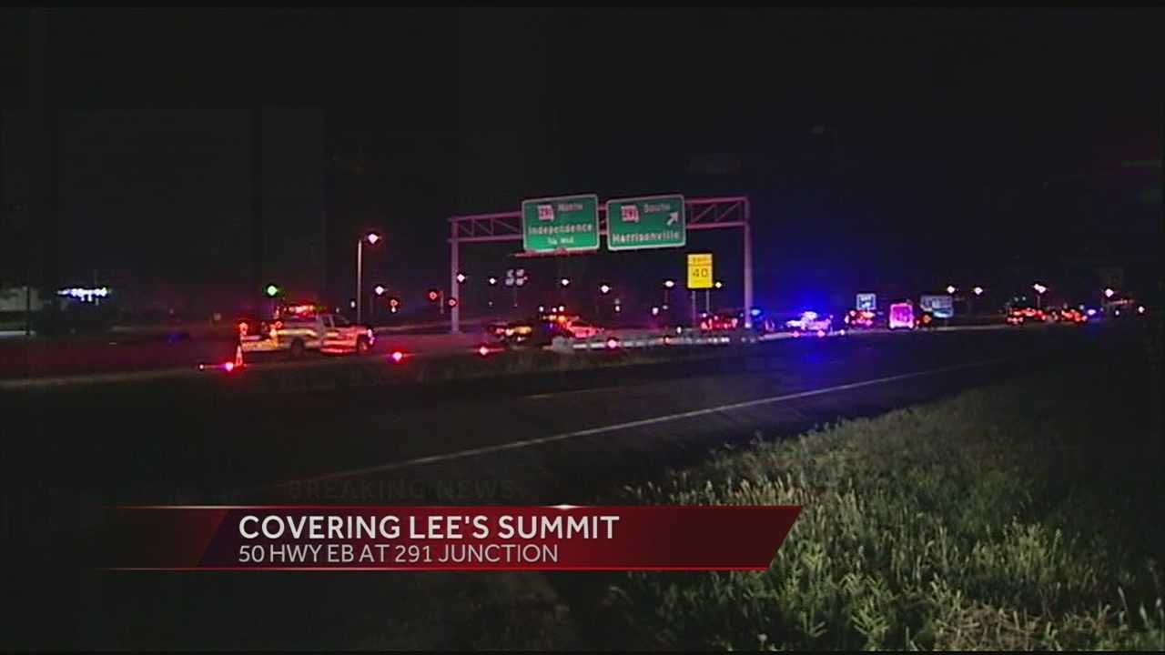 Lee's Sumit hit-and-run, US 50, Highway 291