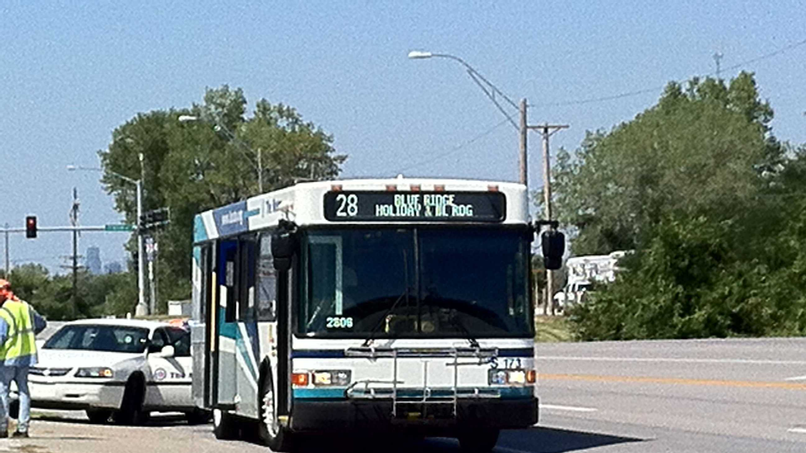 ATA bus assault reported, U.S. 40, Hunter Avenue