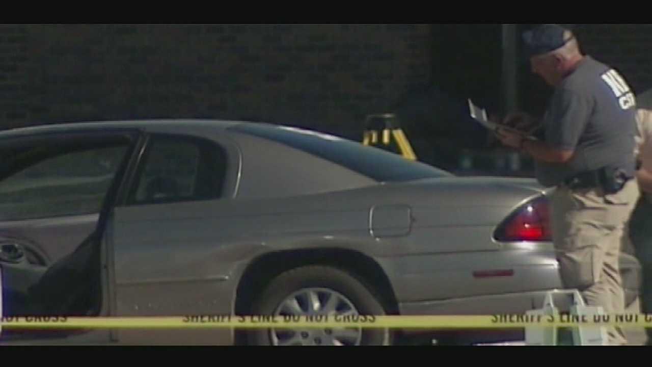 Butler County deputy shot