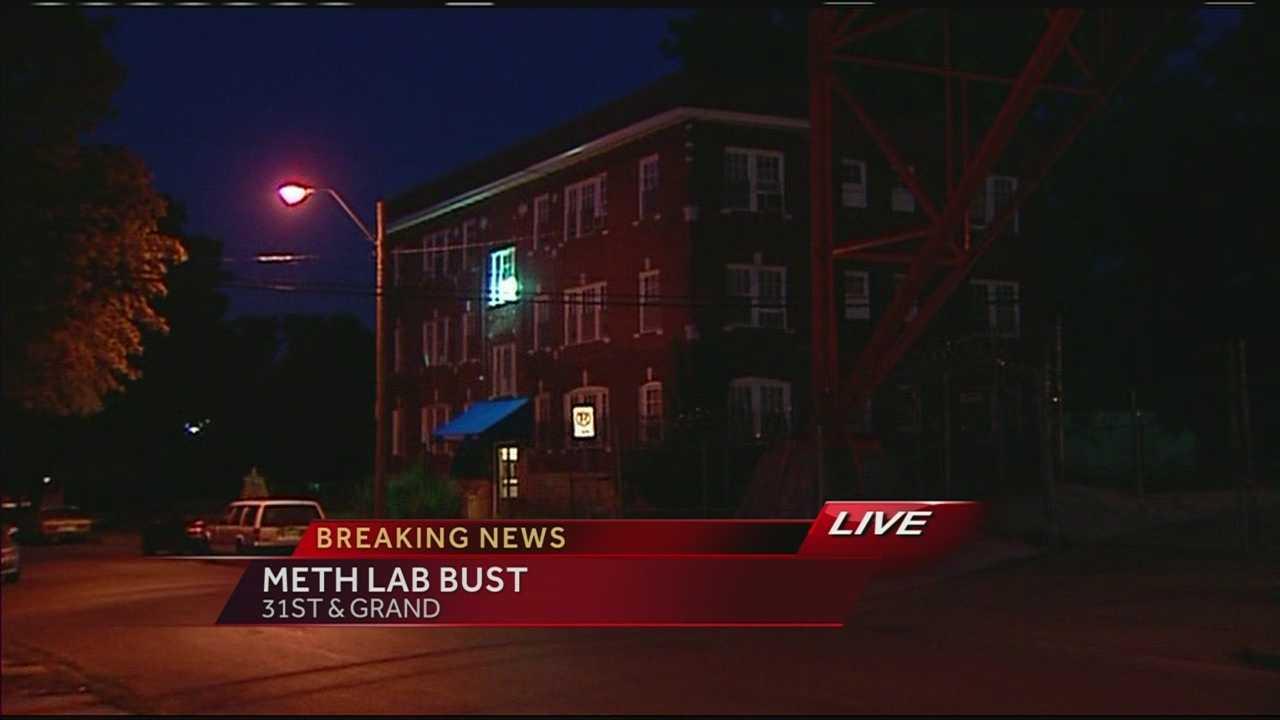 Body, meth lab found in KC apartment