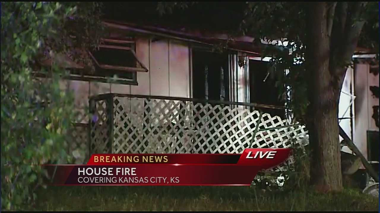 KCK house fire, Leavenworth Road