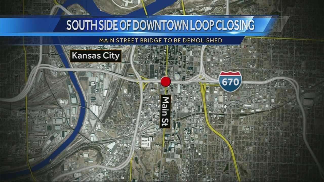 Downtown Loop closure