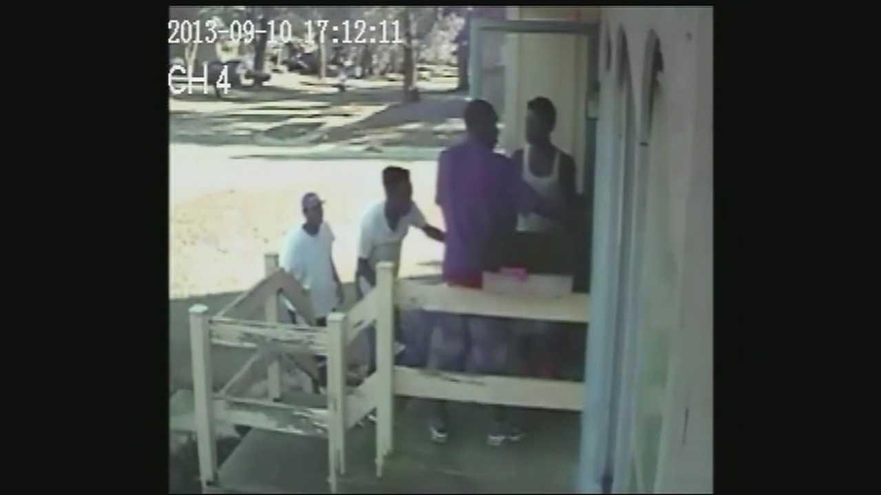 Image Grandview robbery surveillance video