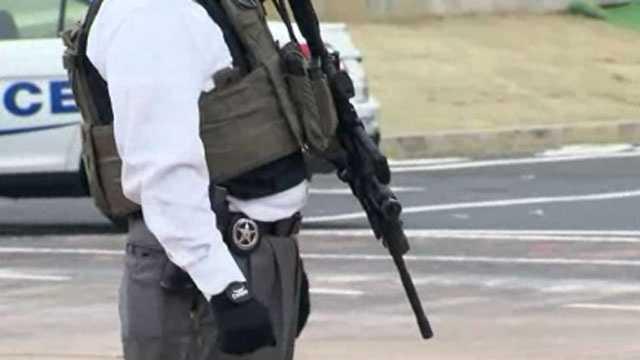 police at Navy Yard shooting