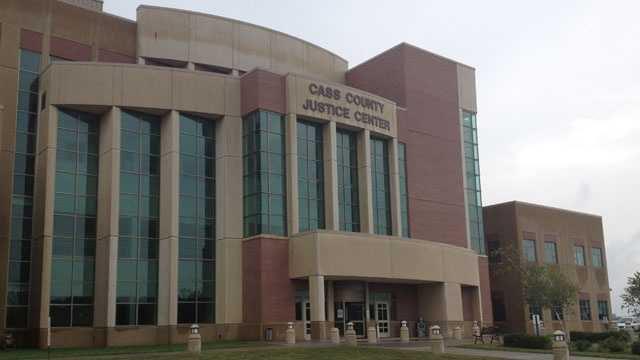 Image Cass County justice center