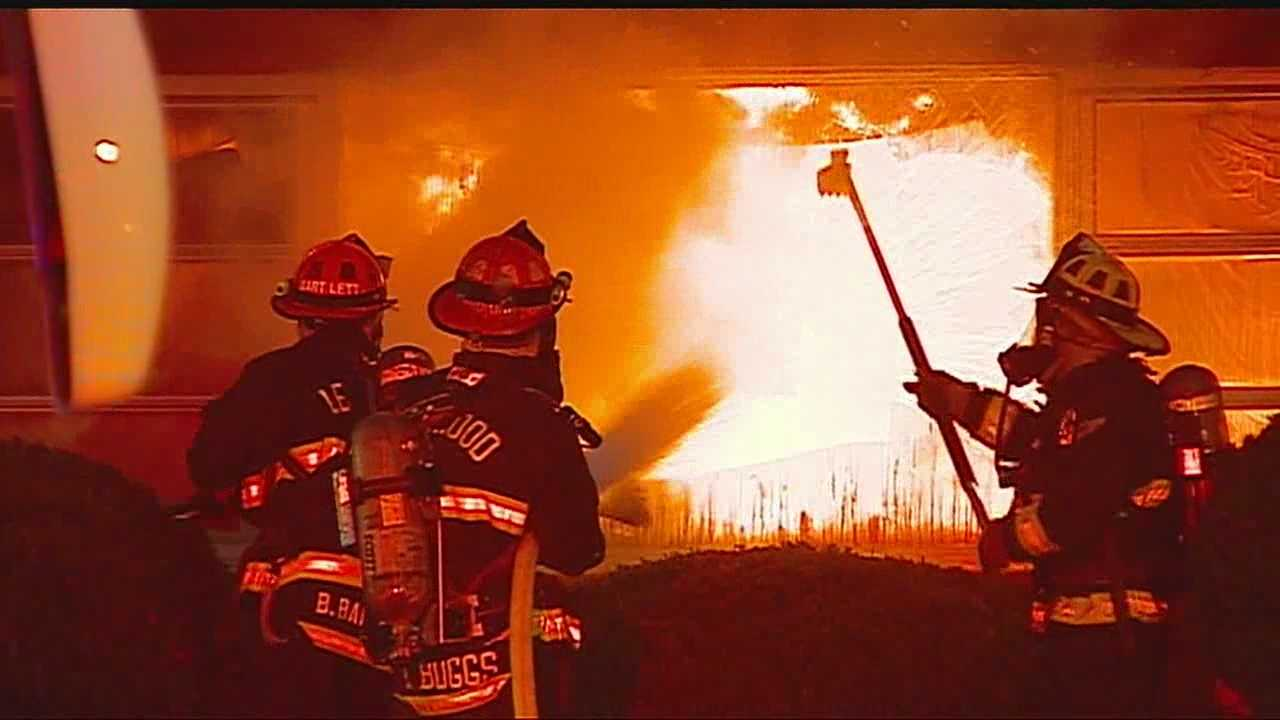 Cause of Leawood house fire may prove elusive