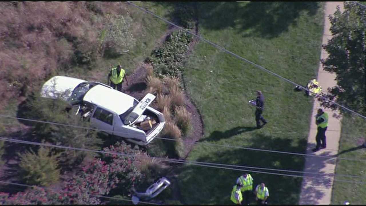 5 injured in crash at 79th and Mastin