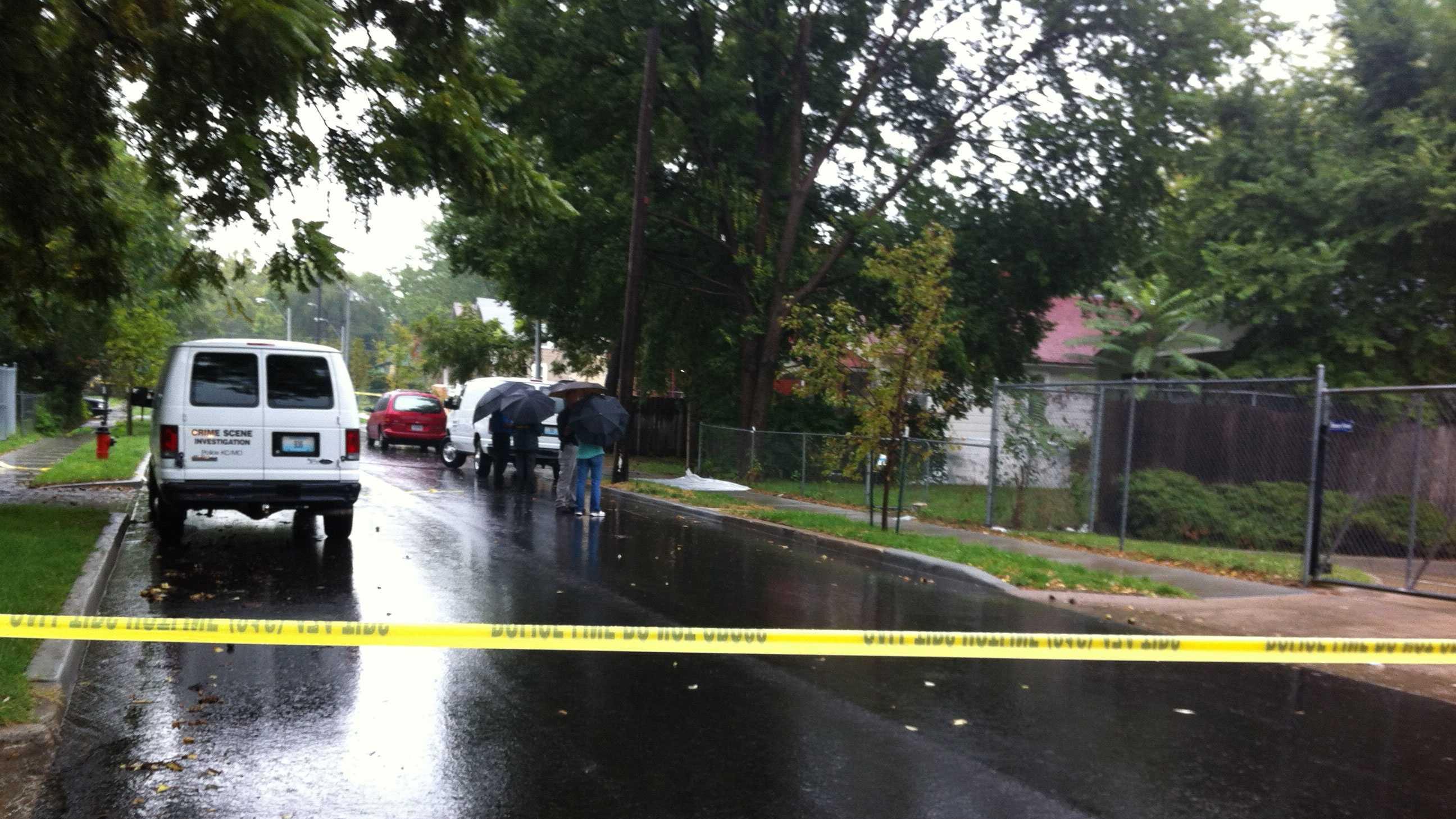 Homicide 45th, Virginia