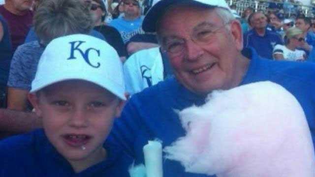 Image Larry and Emmett at the K