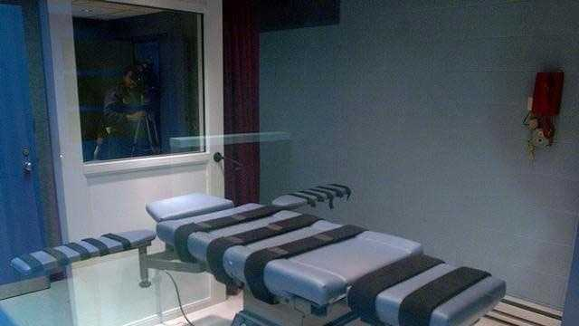 Image Lethal injection table generic