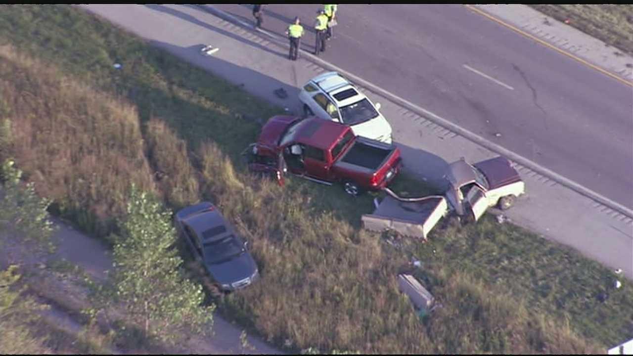 Image Fatal crash on K-10