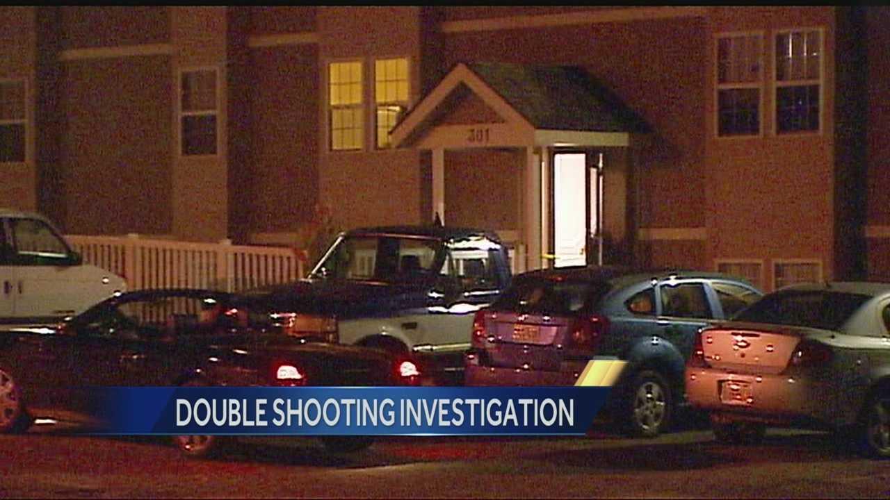 Liberty double shooting