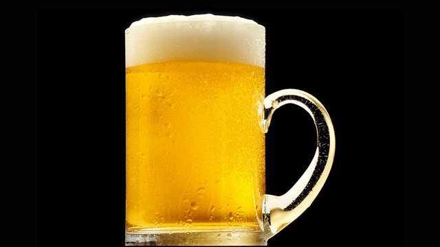 Image Beer in a mug