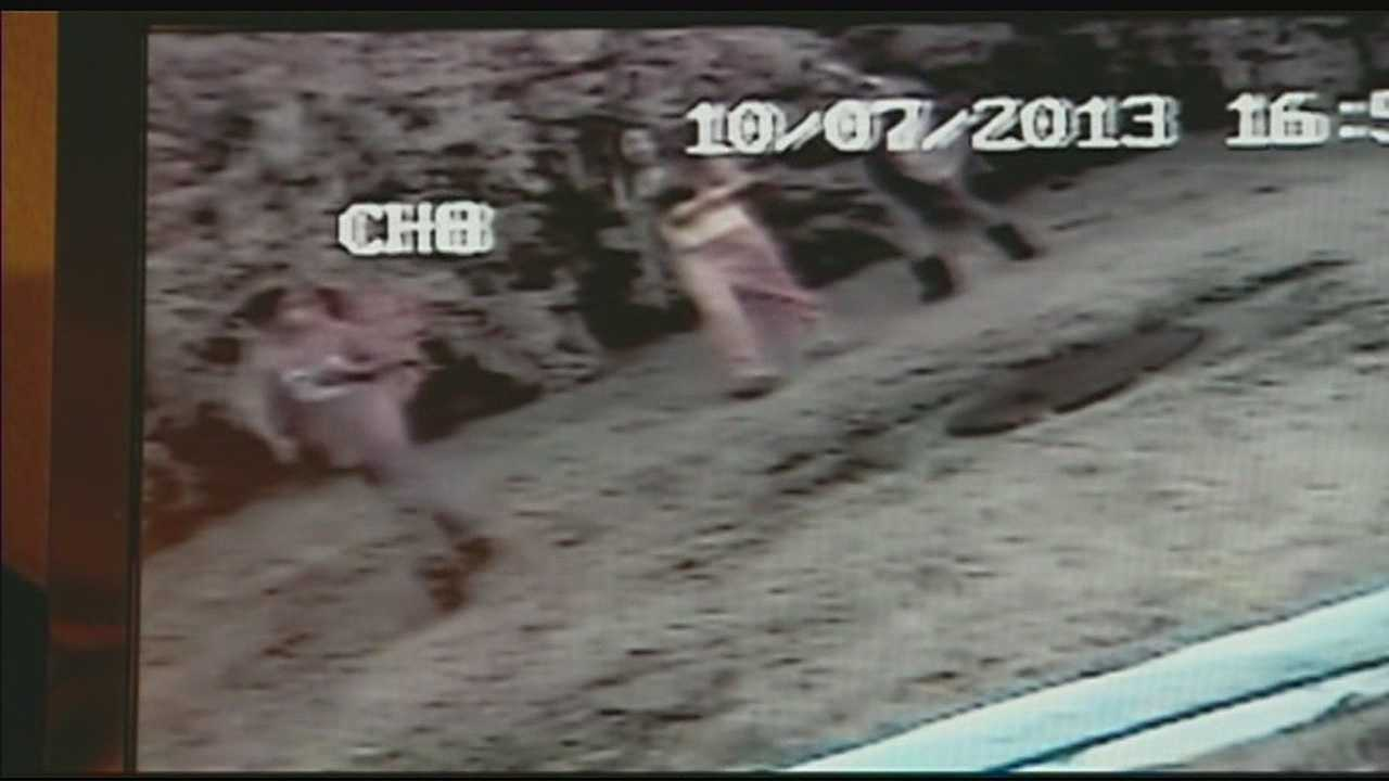 Image surveillance video after fatal KCK crash