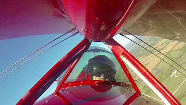 John Ostmeyer, aerobatic pilot
