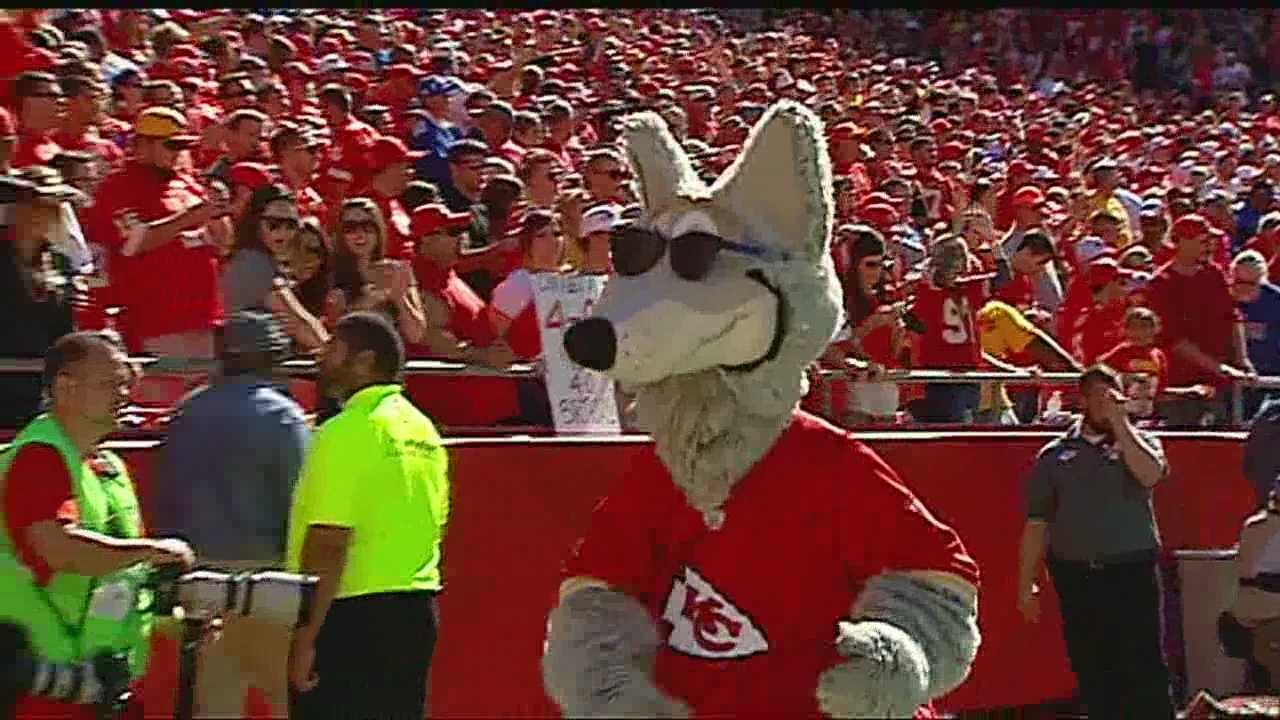 Loud and proud: Chiefs fans take aim at record books