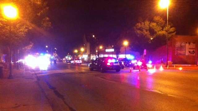 Vehicle Hits, Kills Man in Kansas City