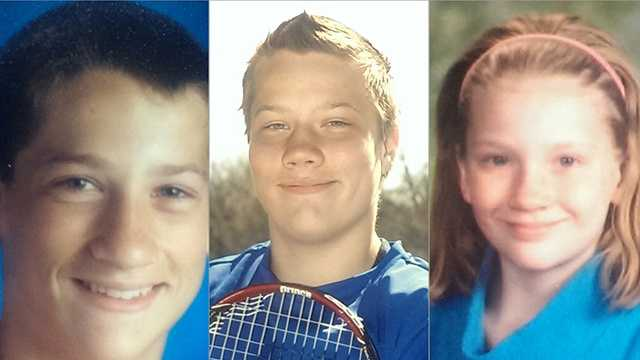 3 children missing in Cass County