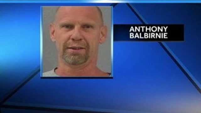 Anthony Balbirnie