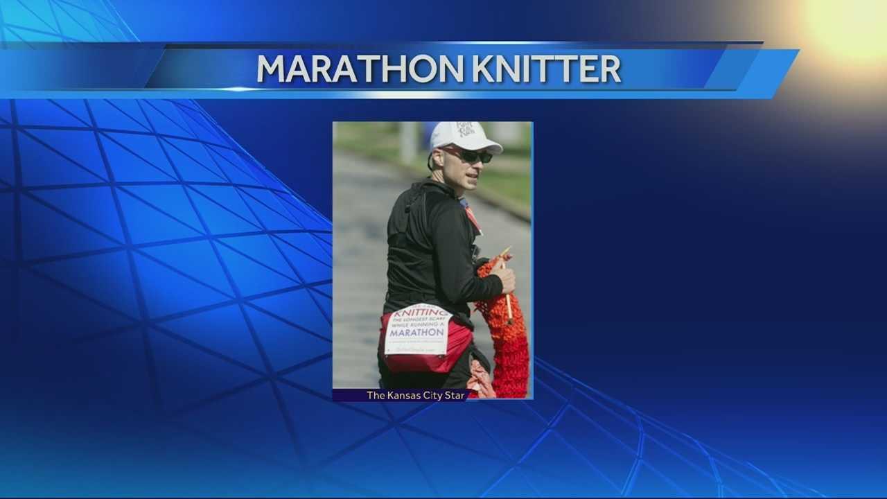 Image Marathon knitter