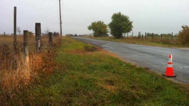 Body found in DeSoto