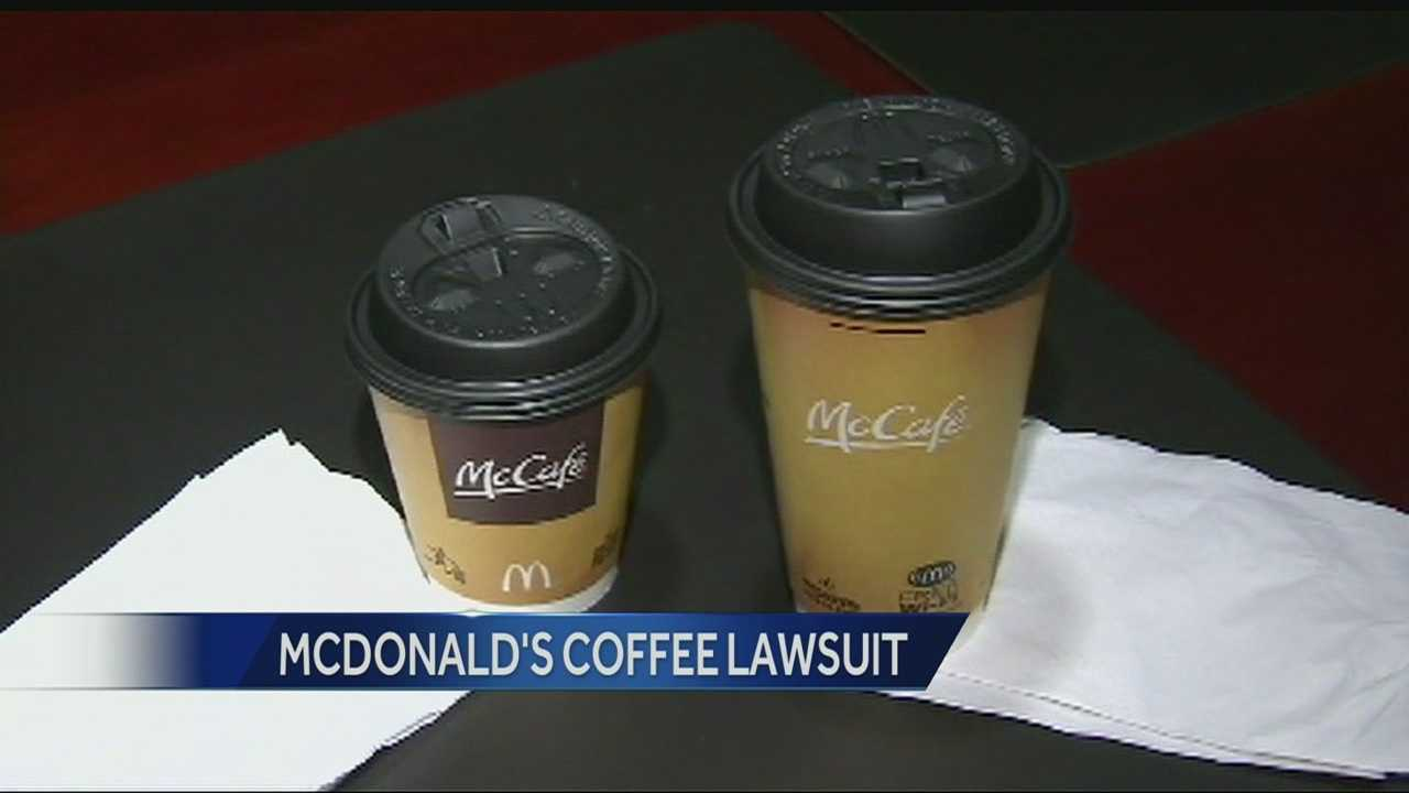 McDonald's coffee lawsuit