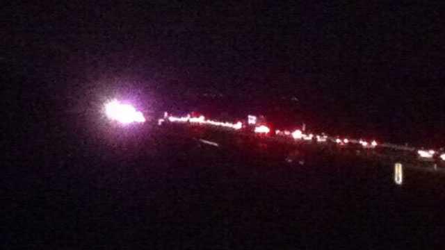 Interstate 29 crash