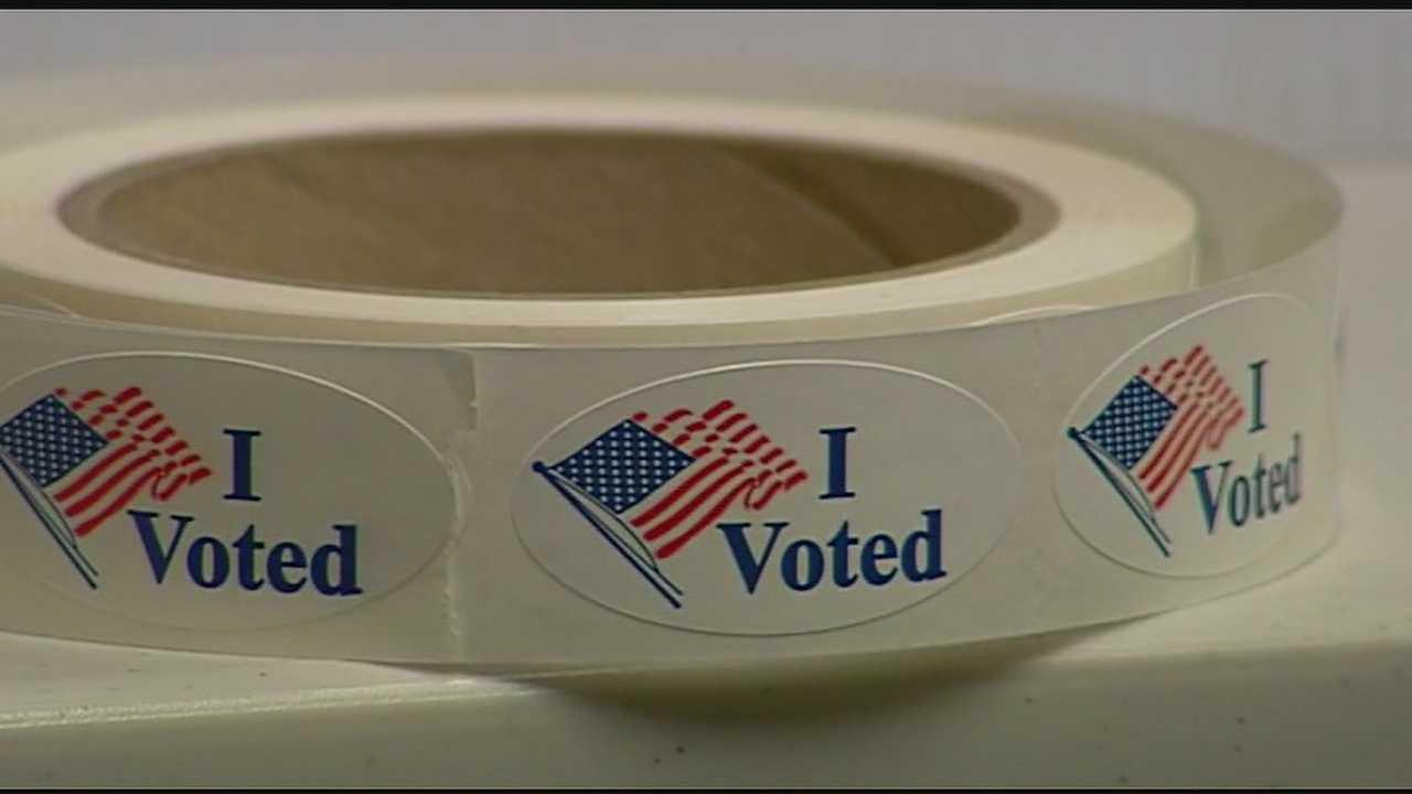 Image Generic election I Voted