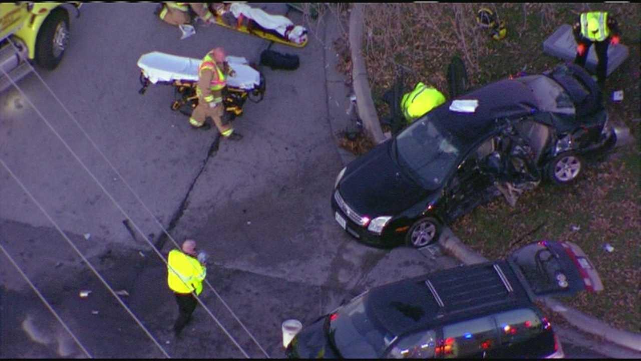 Gardner crash