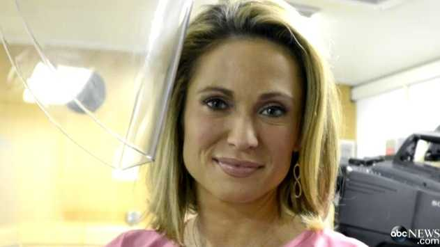 Amy Robach from Good Morning America says she has breast cancer
