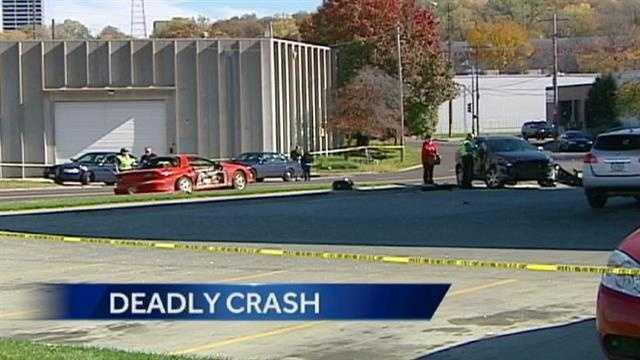 Fatal crash, 31st, Southwest Boulevard