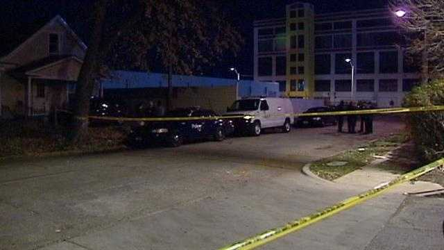 Drury Avenue shooting
