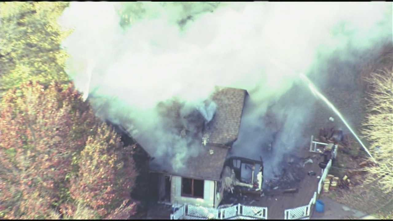 Northland house fire 2