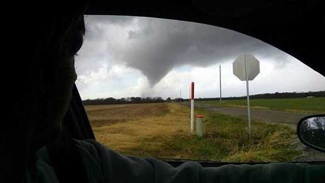 Central Illinois tornado