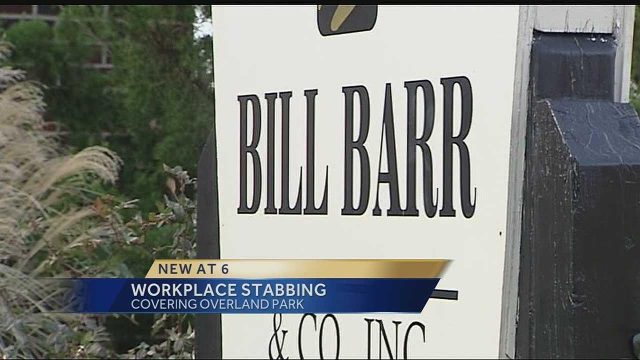 Employee in custody after boss stabbed