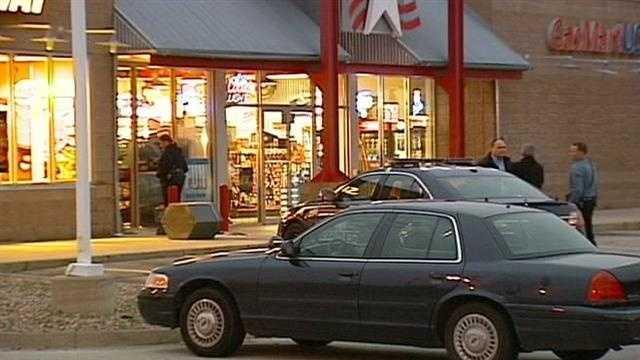 ATM stolen, Blue Ridge Cut-Off