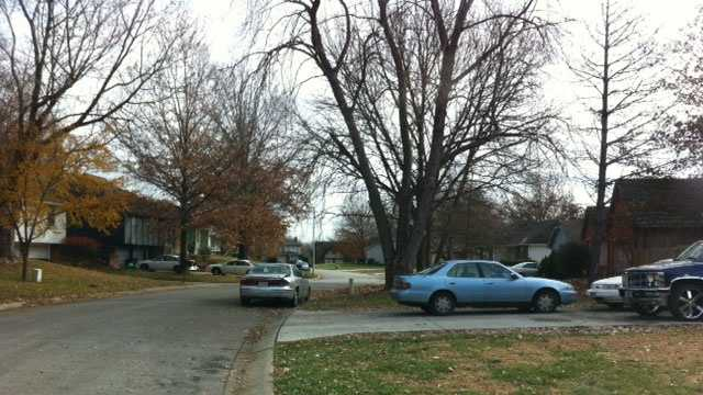 Raytown car thefts